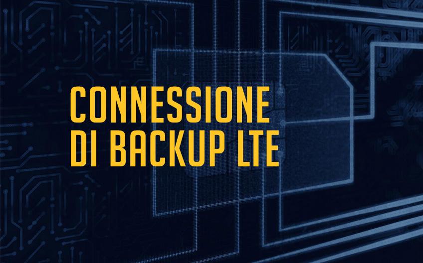 connessione backup lte twt