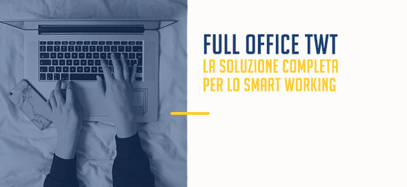 smart working full office twt 2020